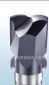 大量供应台湾DHF钨钢立铣刀 T-UBR101002蝴蝶立铣刀